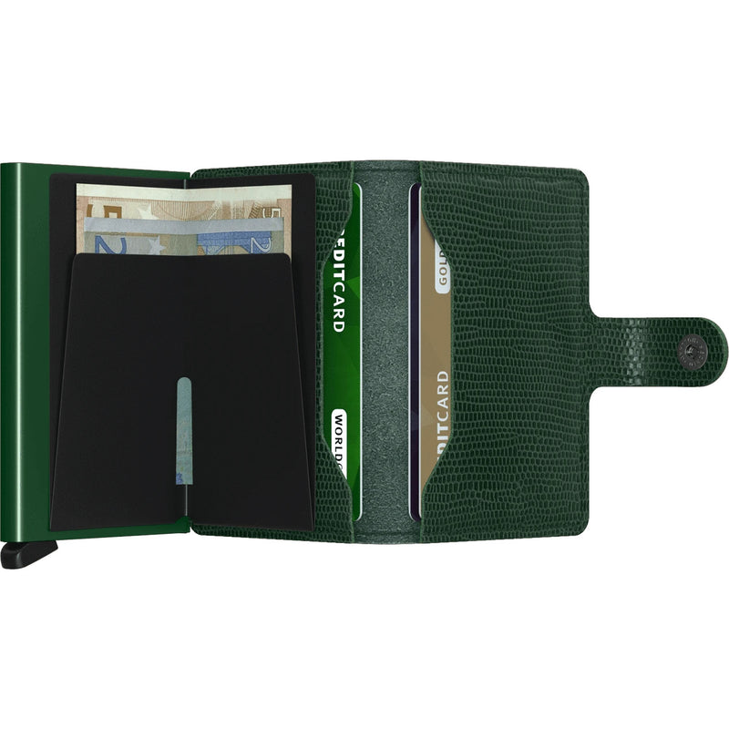 Secrid Rango Green Mini Wallet