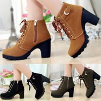 Load image into Gallery viewer, Women's Size 6 Shoes Classy High Heels Women Shoes for Winter