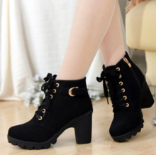 Women's Size 6 Shoes Classy High Heels Women Shoes for Winter