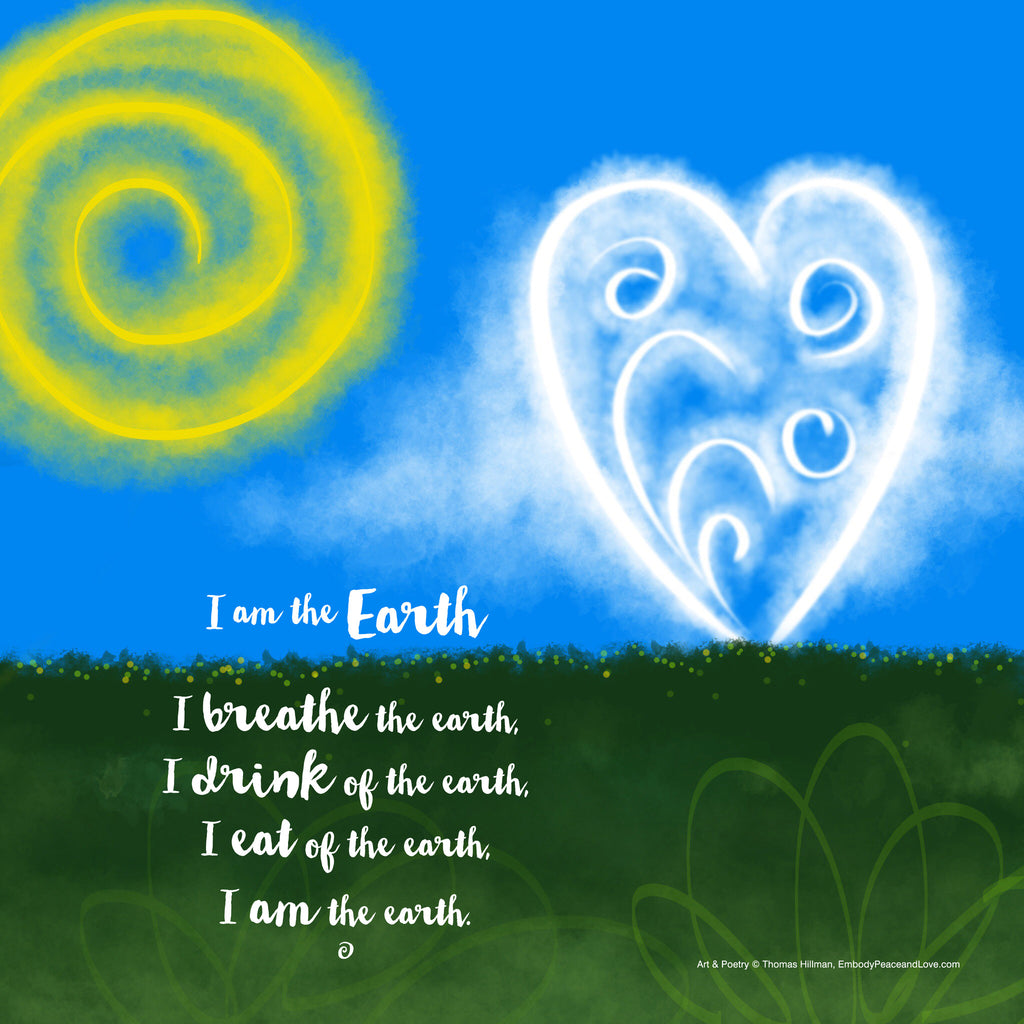 Poster_I am the earth
