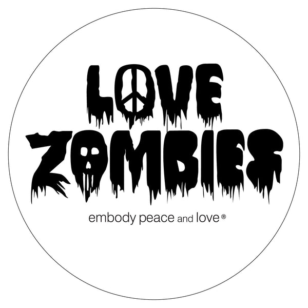 Love Zombies Sticker (Close Out Sale)