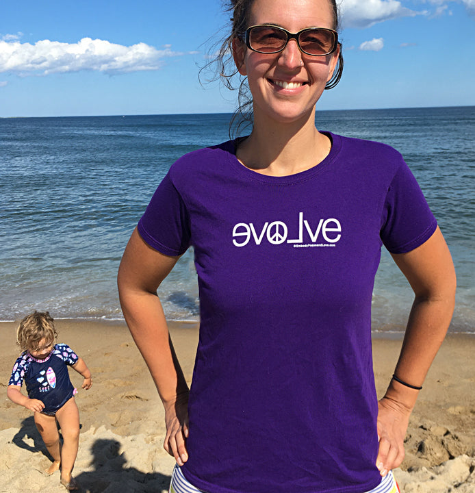 Women's evolve T-shirt