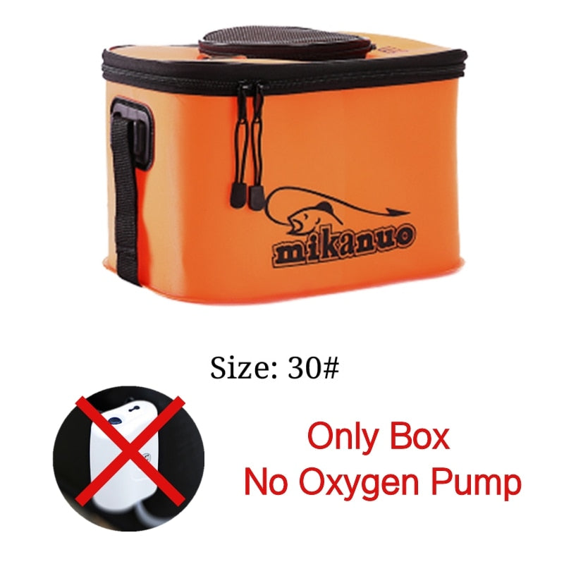 Fisherman's Dream Foldable Bucket