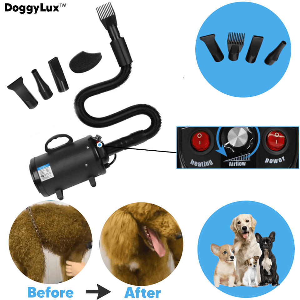 DoggyLux™ - Ultimate Grooming Pack
