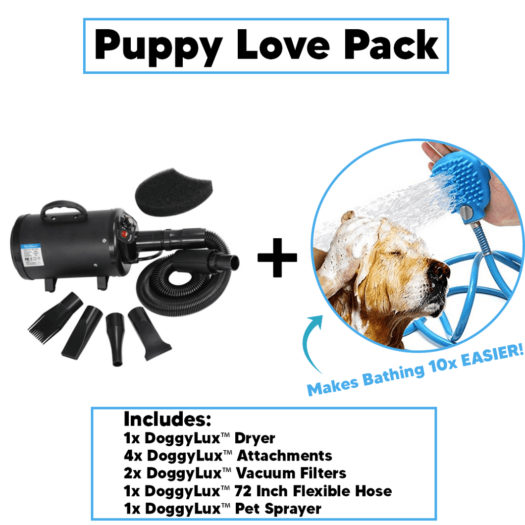 DoggyLux™ - Puppy Love Pack