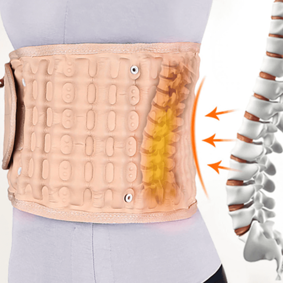 EasyRelief Decompression Back Pain Belt