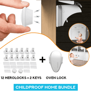 HeroLock - Childproof Home Bundle