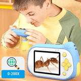 SmileLearn™️ Kids Portable Microscope Camera