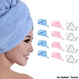 NuHair™️ Magic Hair Drying Towel - Quick Dry Family Bundle