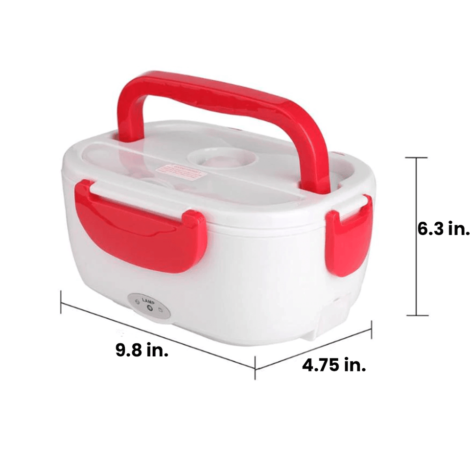 HeatPro™️ Premium Automatic Heating Lunchbox