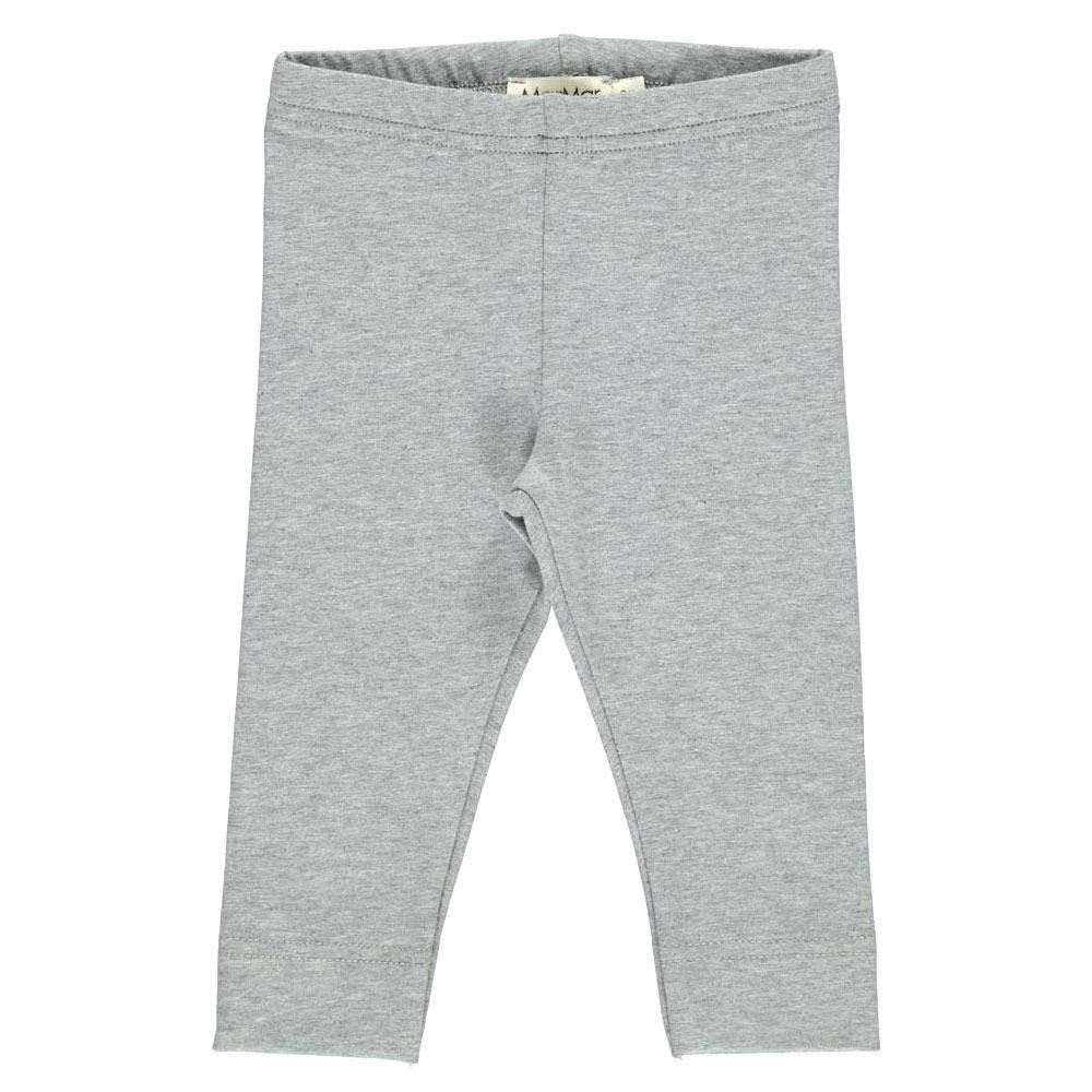 Image of   MarMar bukser / leggings i jersey, Lisa - Grey mel