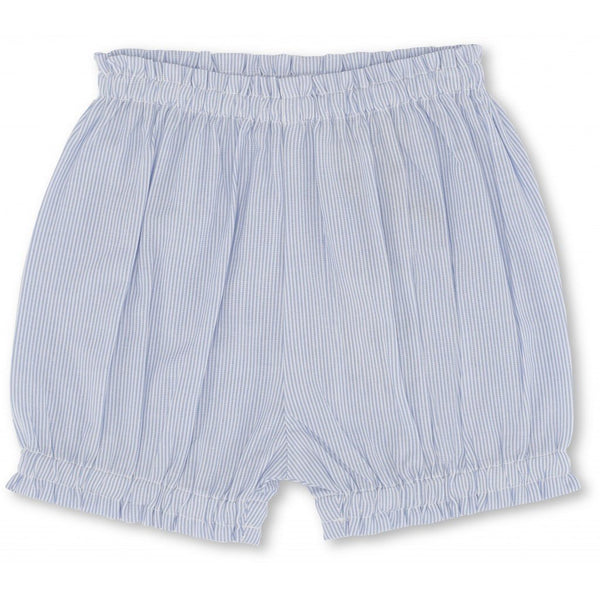 Konges Sløjd bloomers m/frill, UMAMI - Striped Navy