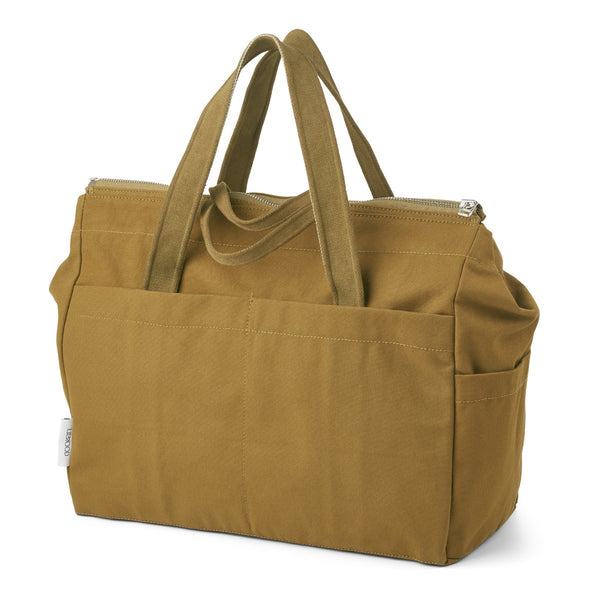 Liewood mommy bag / pusletaske, Melvin - Olive Green