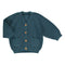 Pierrot La Lune cardigan i strik, Christopher - Teal