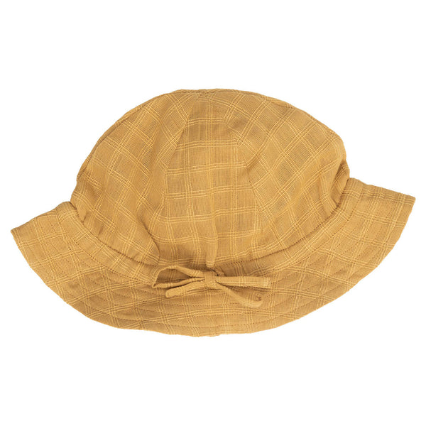 Serendipity sommerhat, barn - Golden Checks