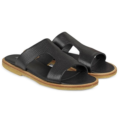 Image of   Angulus sandal, slip-in - Sort