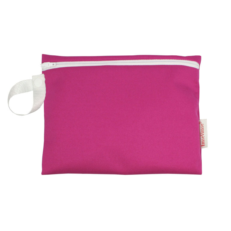 ImseVimse Wet Bag / Snack Bag - 20x15 - Sangria