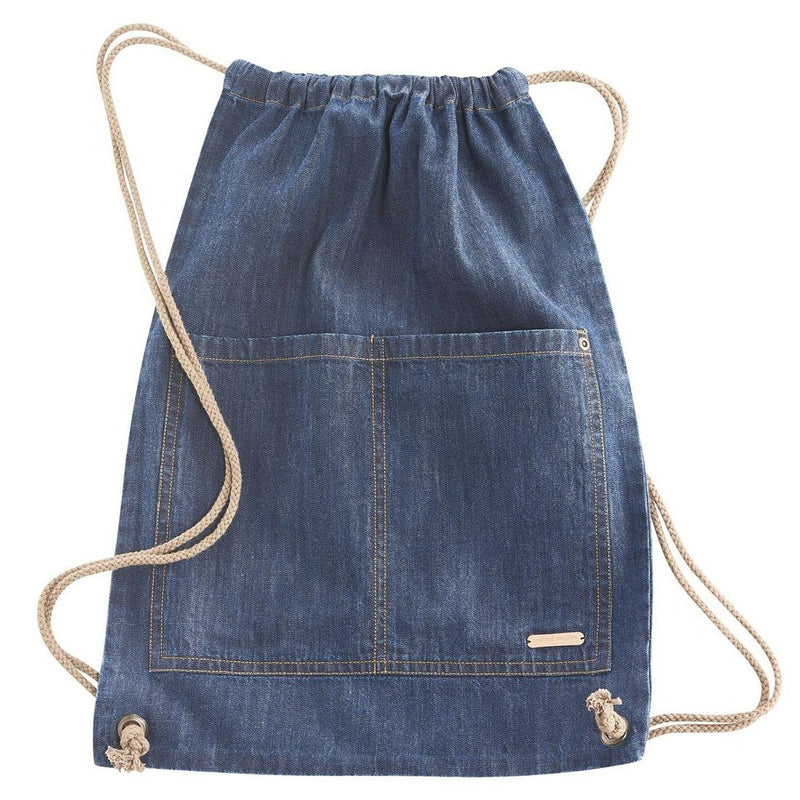 Living Crafts stor gymnastikpose - Denim