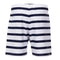 Petit Crabe UV-shorts m/bindebånd, Alex - White/Blue