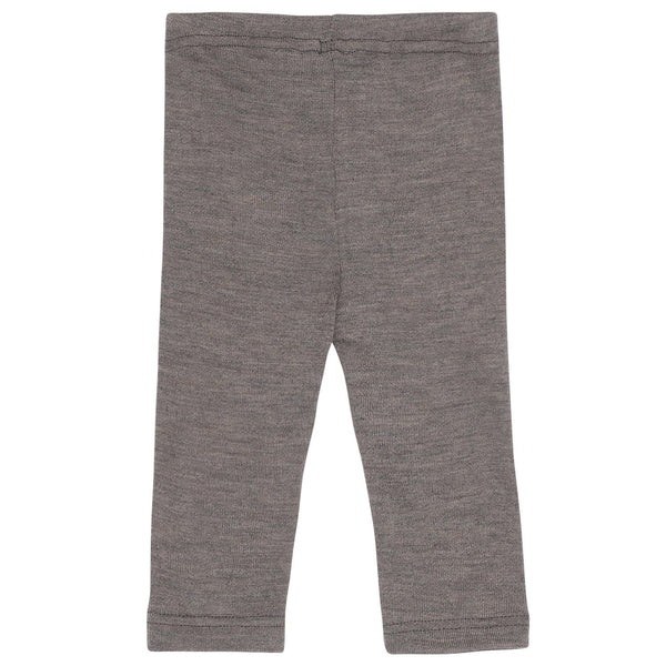 Engel bukser / leggings, uld/silke - Walnut