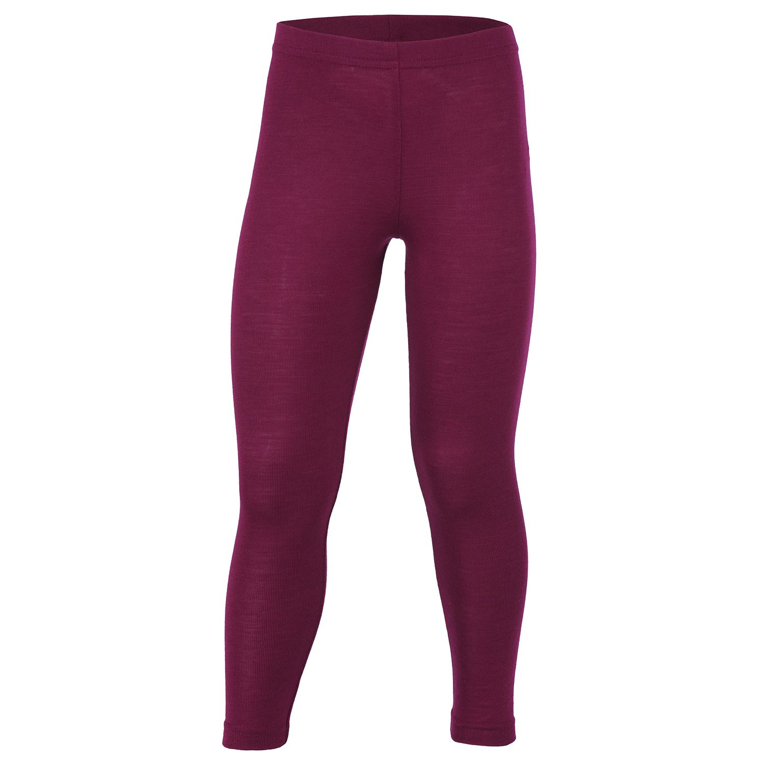 Image of   Engel bukser / leggings, uld/silke - Orchidee