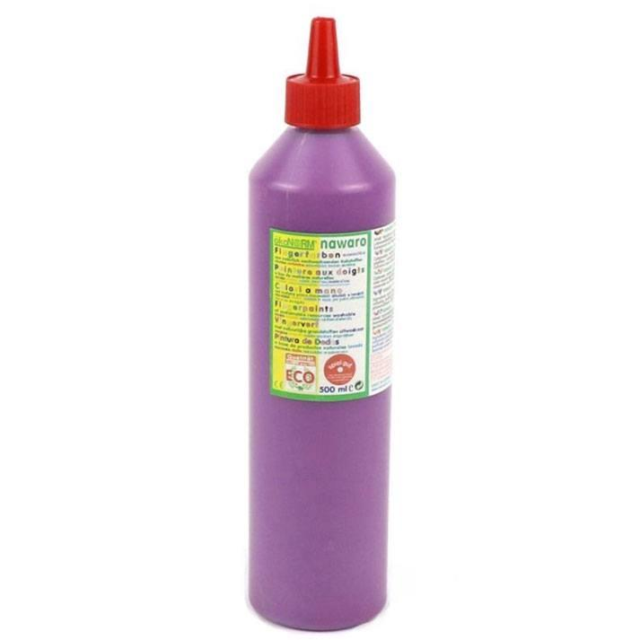 Image of   Fingermaling - violet, 0,5 l