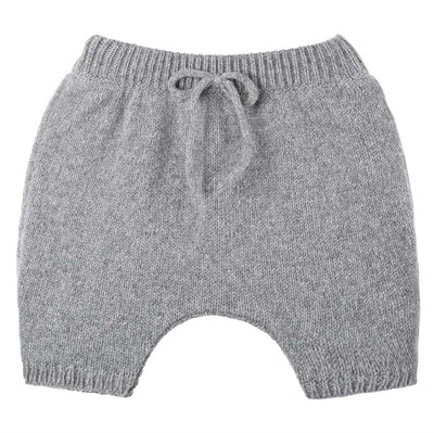 Pure Pure shorts / bloomers i uld - Silver Grey
