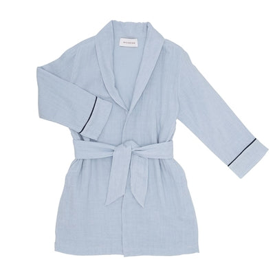 On Cloud Nine kimono i muslin, Alfred - Light Blue