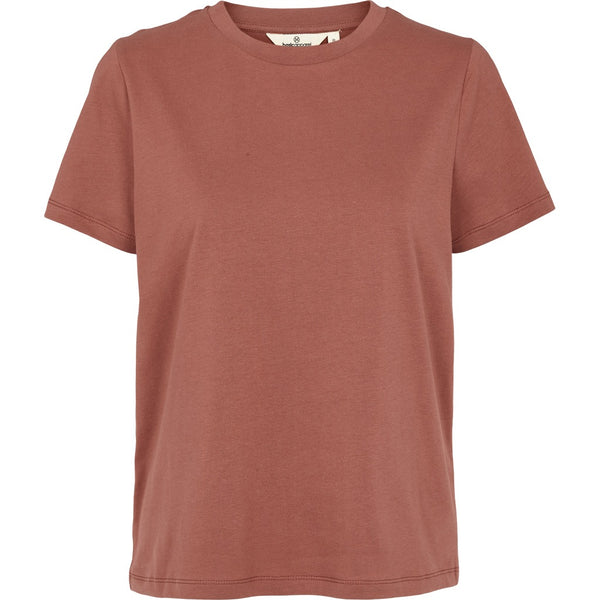 Basic Apparel t-shirt, Randi - Mink