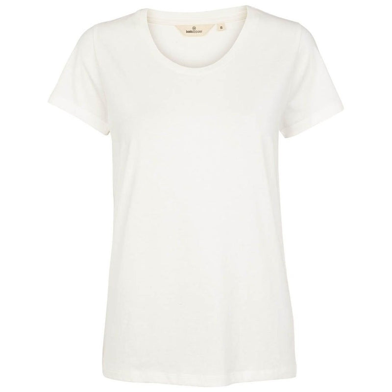 Basic Apparel t-shirt, Rebekka - White
