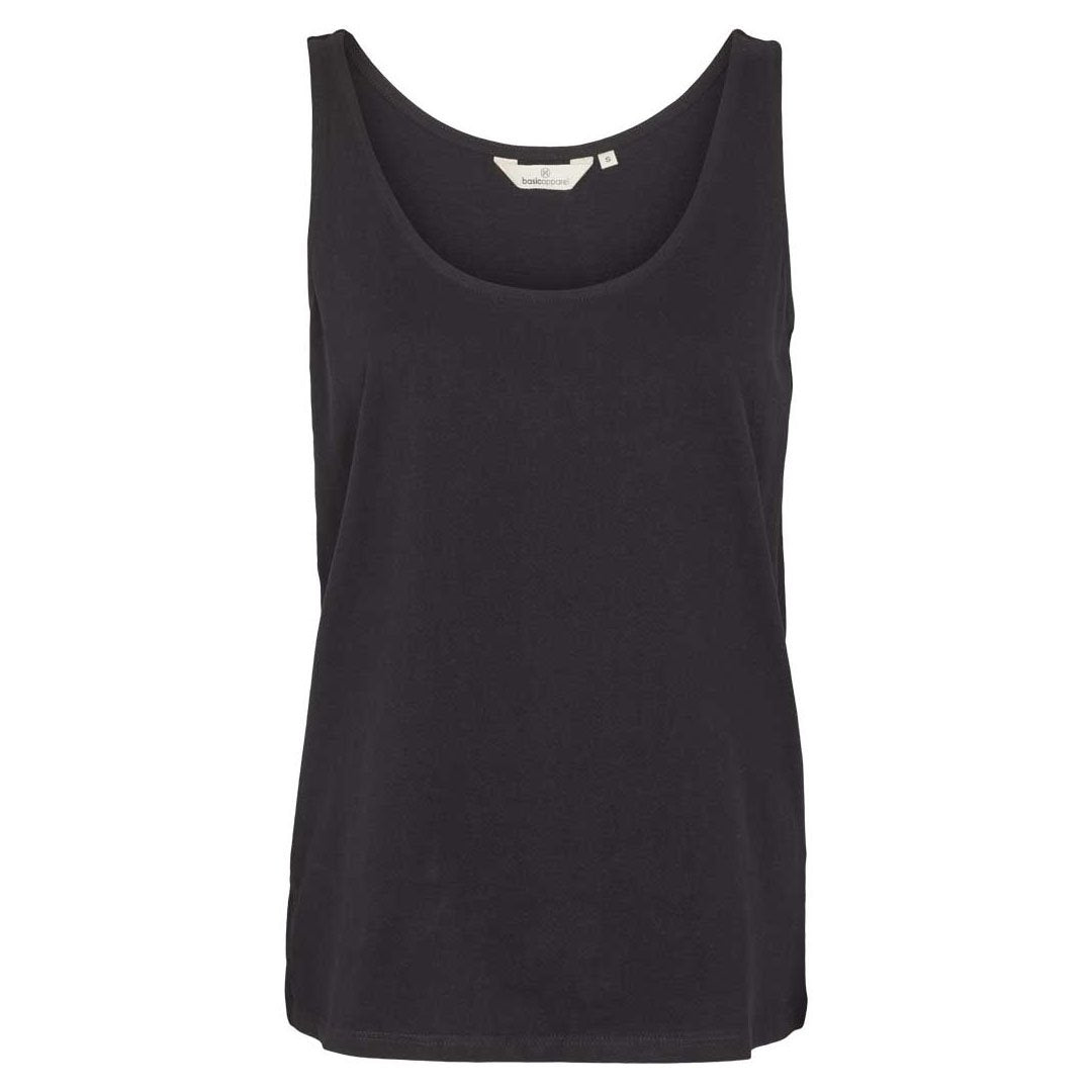 Basic Apparel tanktop, Rikke - Black thumbnail