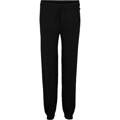 Basic Apparel Sweatpants, Vera - Black