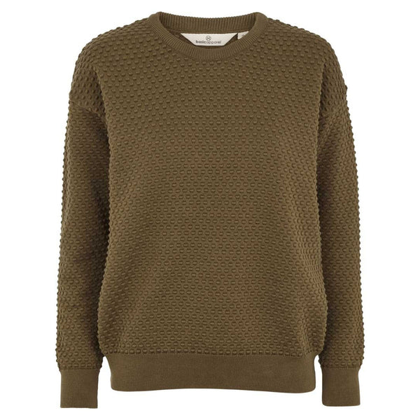 Basic Apparel Sweater, Vicca - Army