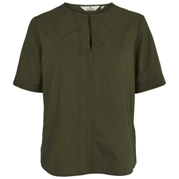 Basic Apparel T-shirt / top, Vilde - Army