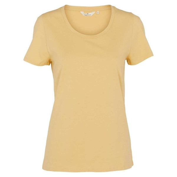 Basic Apparel t-shirt, Rebekka - Sahara Sun