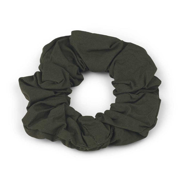 Basic Apparel scrunchy, Vilde - Army