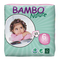 Bambo Nature bleer - Str 6 XL, 16-30kg. - 22stk.