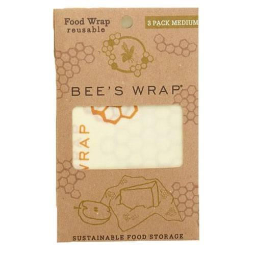 Bee's Wrap - 3-pak - Medium