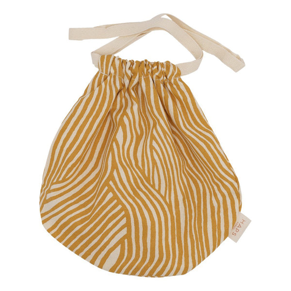 HAPS madpose / Multi bag - 20x22, Mustard Wave