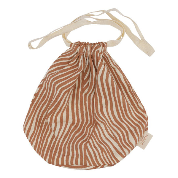 HAPS madpose / Multi bag - 20x22, Terracotta Wave