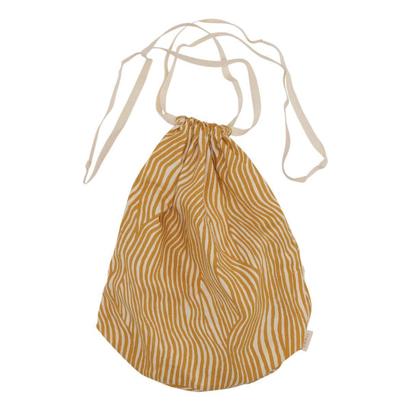 HAPS madpose / Multi bag - 30x35, Mustard Wave