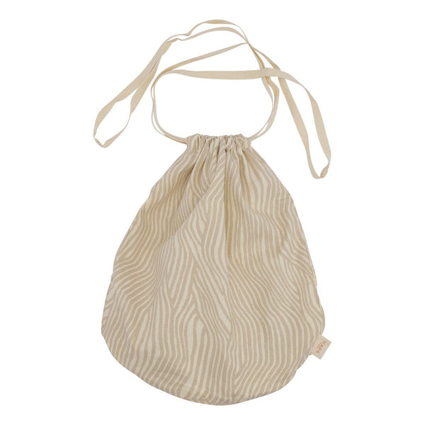 HAPS madpose / Multi bag - 30x35, Oyster grey Wave