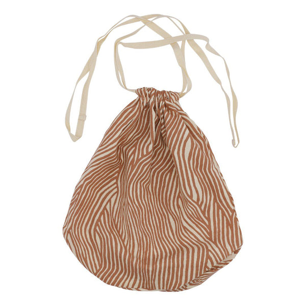 HAPS madpose / Multi bag - 30x35, Terracotta Wave