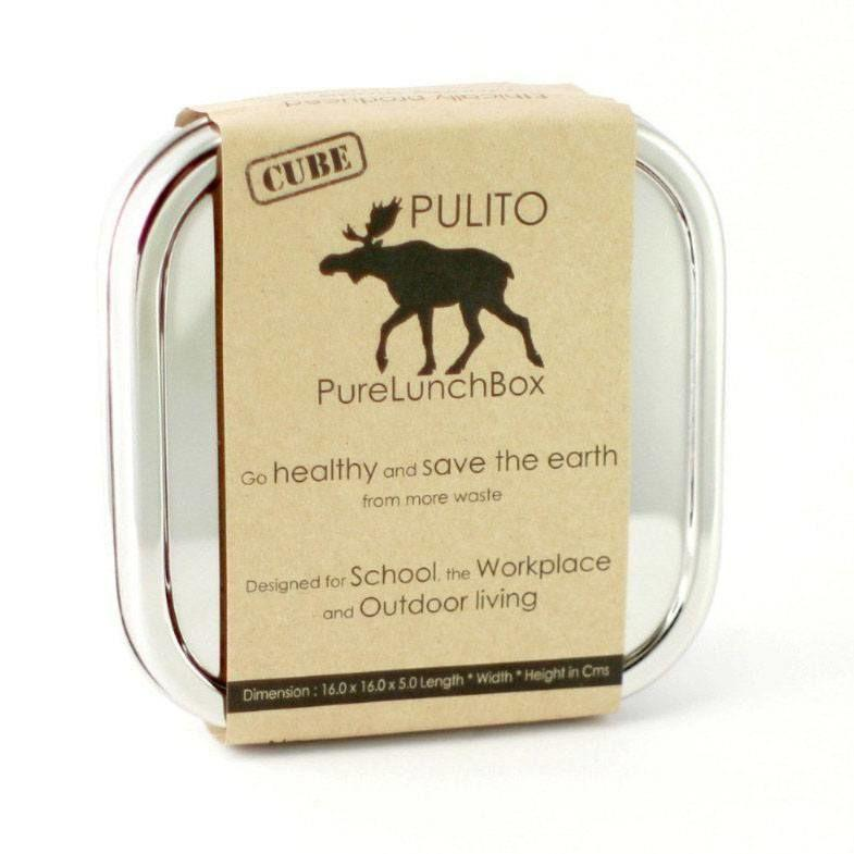 Pure Lunchbox Cube - Pulito
