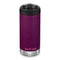 Klean Kanteen termokop, TK-WIDE 355ml, CAFÉ - Purple Potion