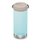 Klean Kanteen termokop, TK-WIDE 355ml, TWIST - Blue Tint