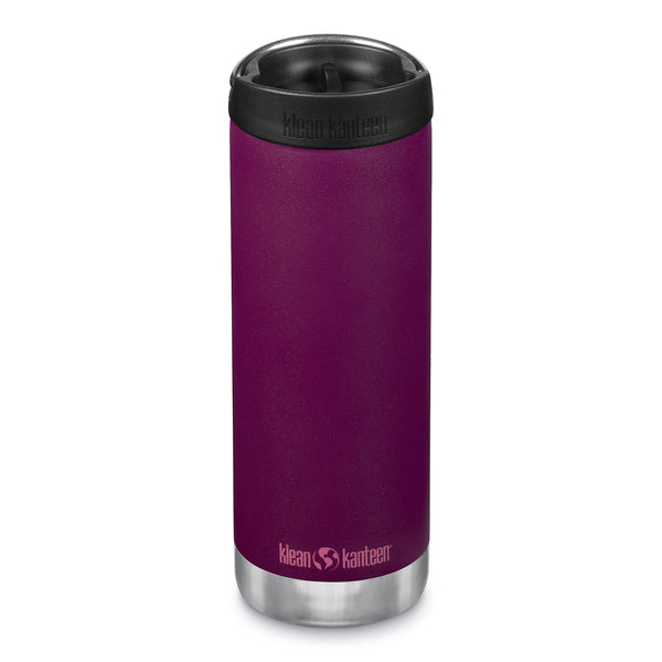 Klean Kanteen termokop, TK-WIDE 473ml, CAFÉ - Purple Potion