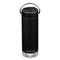 Klean Kanteen termokop, TK-WIDE 473ml, TWIST - Black