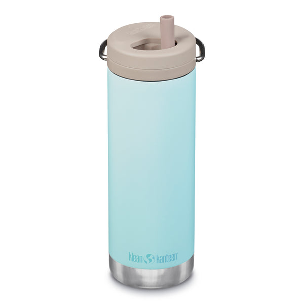 Klean Kanteen termokop, TK-WIDE 473ml, TWIST - Blue Tint