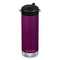 Klean Kanteen termokop, TK-WIDE 473ml, TWIST - Purple Potion